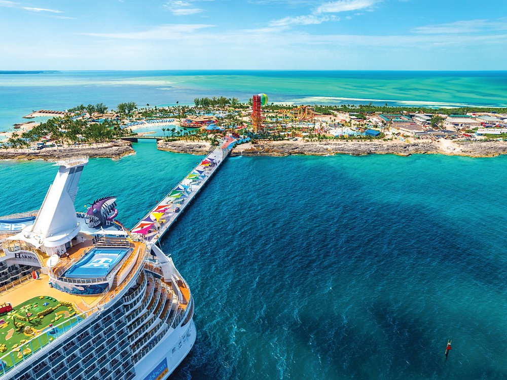 Discover the hidden gems of the Caribbean with Royal Caribbean
