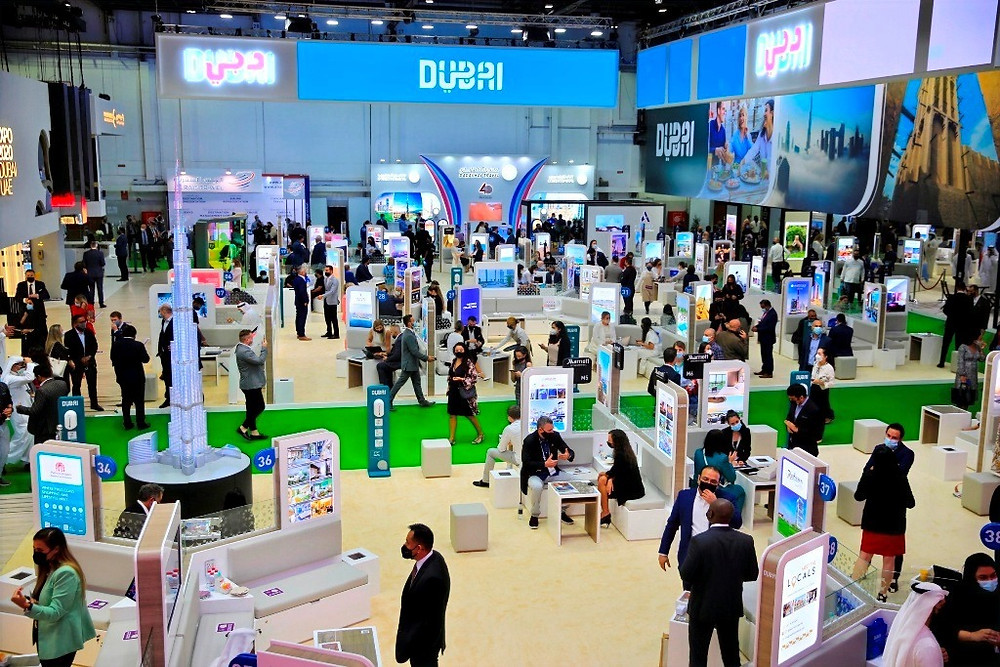 Dubai Tourism Applauds a Safe and Successful Arabian Travel Market 2021