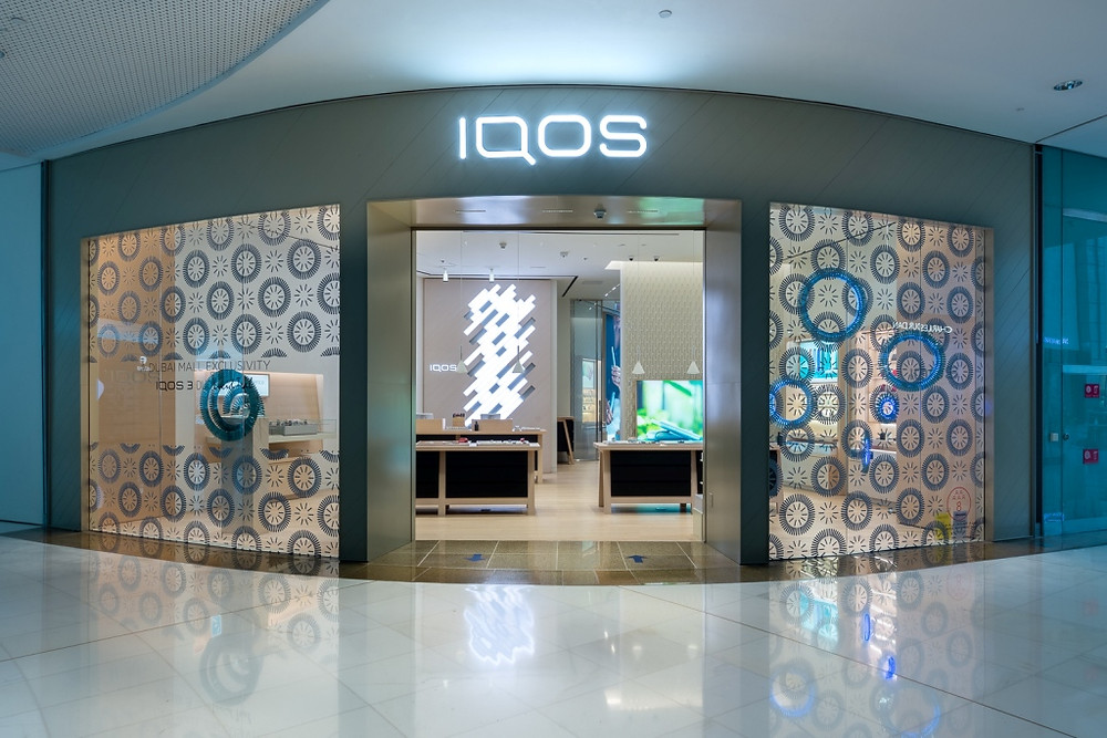 Philip Morris International unveils the new IQOS Boutique at The Dubai Mall