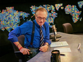 US TV Legend  Larry King Dies at 87 After Being Hospitalized With COVID-19