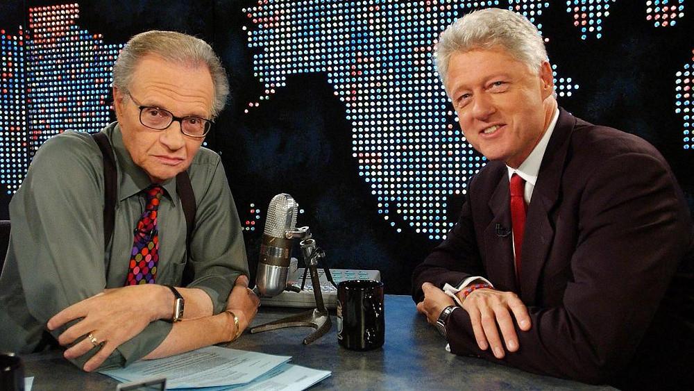 Us TV Legend  Larry King Dies at 87