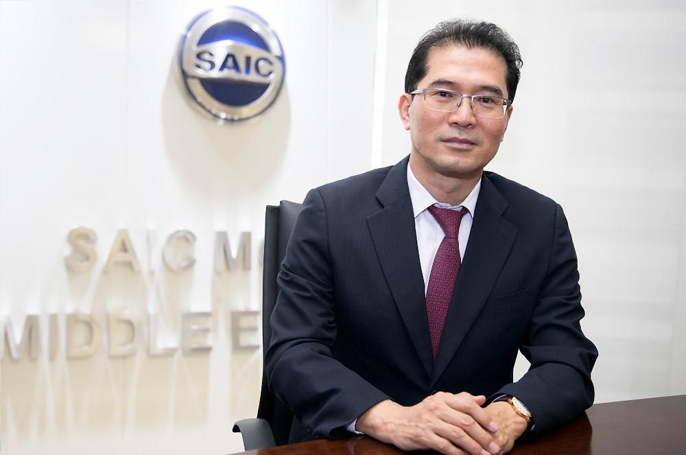 Tom Lee, Managing Director of SAIC Motor Middle East