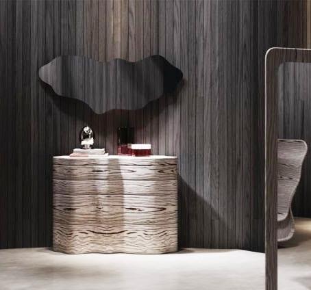 Discover Ross Lovegrove's Award Winning Ergo Collection at First Natuzzi Italia Augmented Store