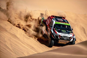 Dubai Baja Draws an Impressive Assembly of 93 Competitors From 12 Countries