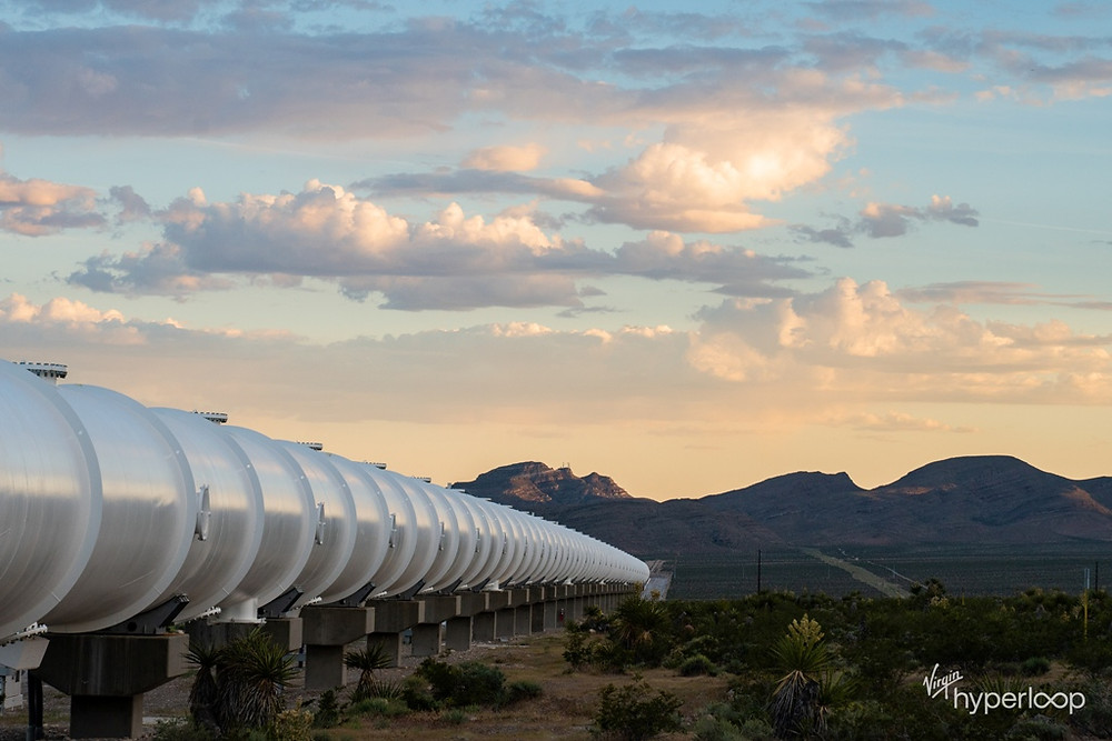 Virgin Hyperloop to conduct hyperloop feasibility study