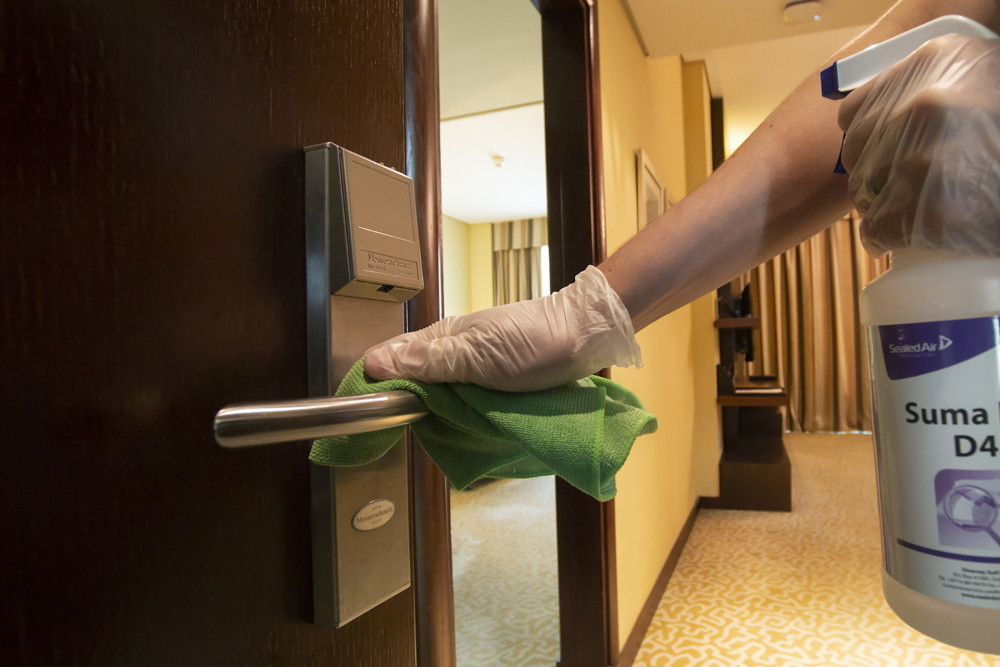 TIME Hotels implements improved sanitisation protocol 'Sanitised and Ready'
