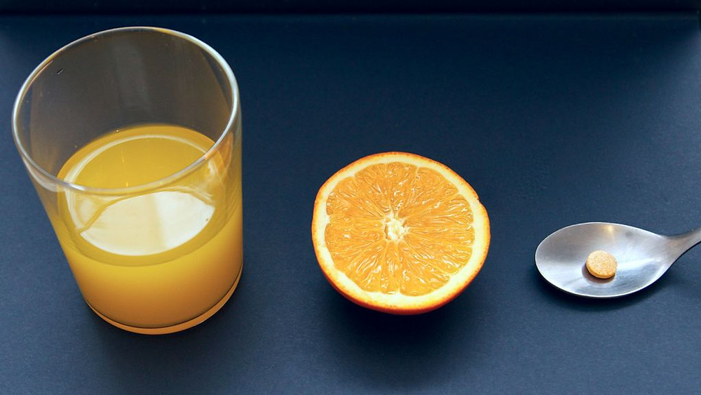Overdose of vitamin C is actually effective against COVID-19