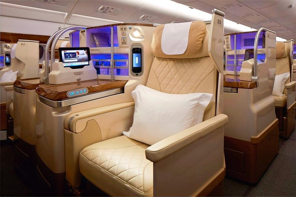 Emirates Unveils Premium Economy