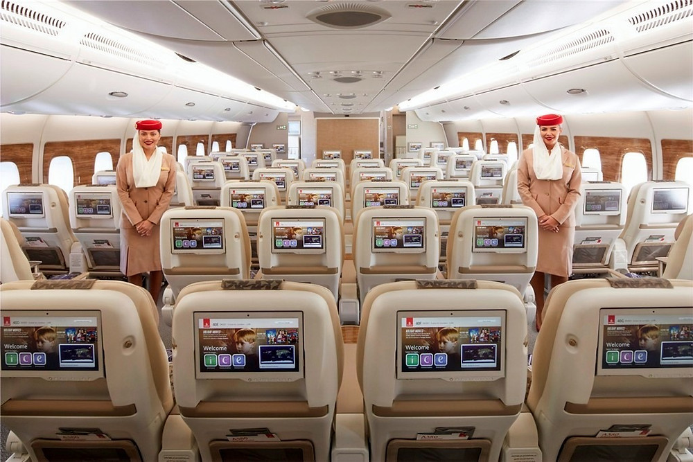 Emirates Unveils Premium Economy Plus Enhancements Across All Cabins