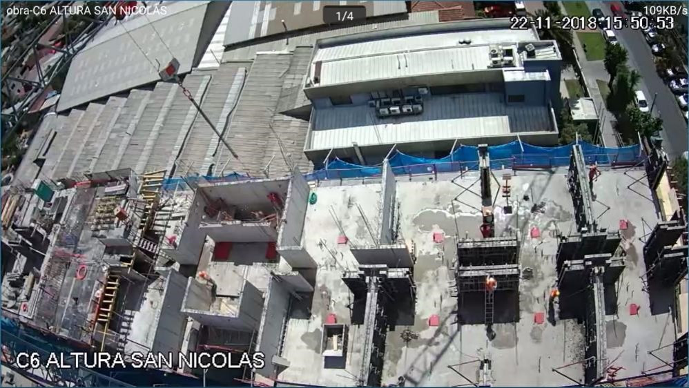 Edificio Lo Vial - EBCO