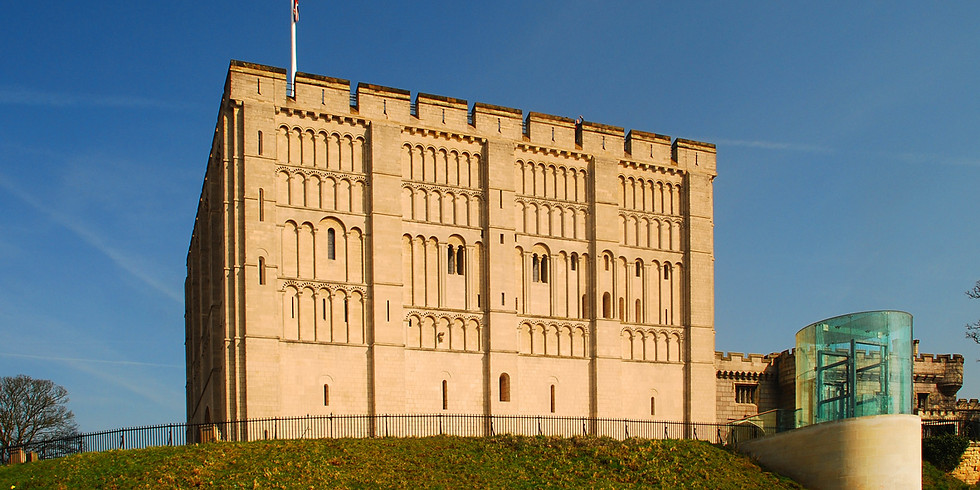 Norwich Castle - Made in Norfolk