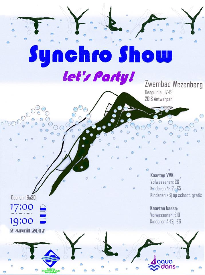 Poster for Show Aquadance