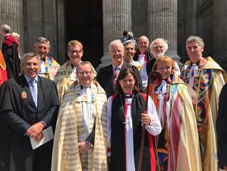 New Bishop of Southampton