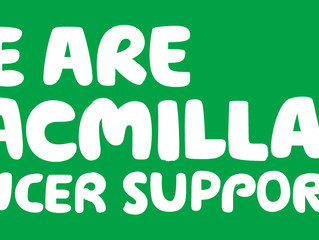 Macmillan Coffee Afternoon – 28th September