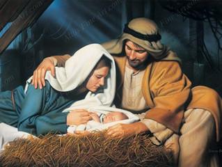 Faith Article - Christmas Presence