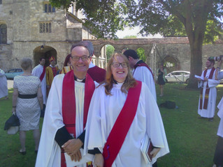 New Curate - Kat Mepham