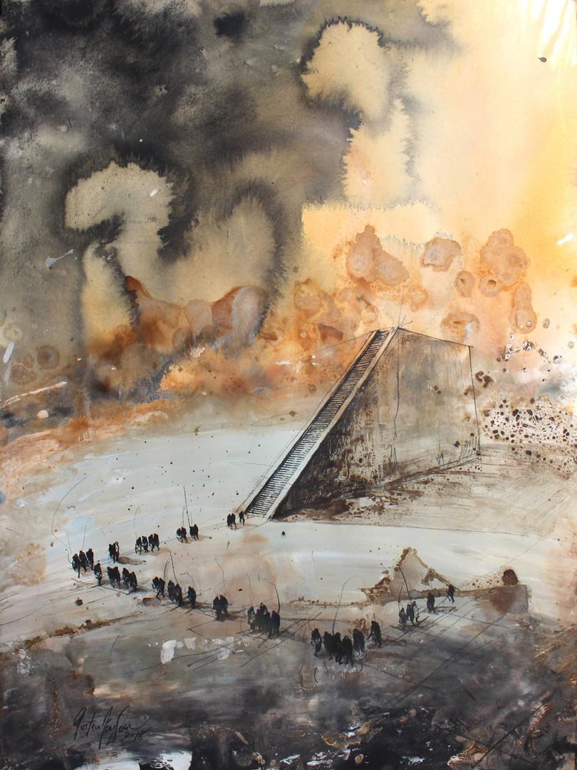 """Serie """"Camino equivocado al Cielo"""""""