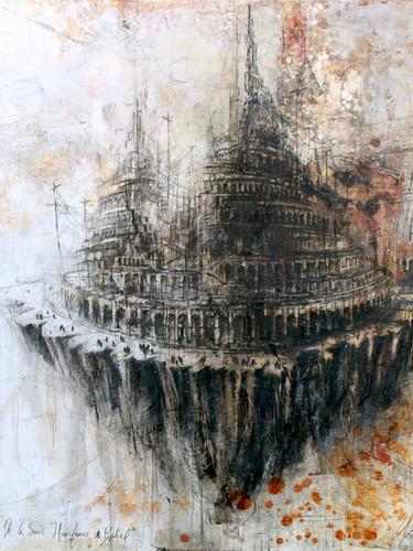 La Isla, de la serie Huérfanos de Babel