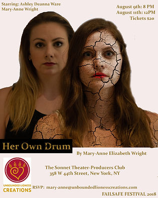Her Own Drum poster.jpg