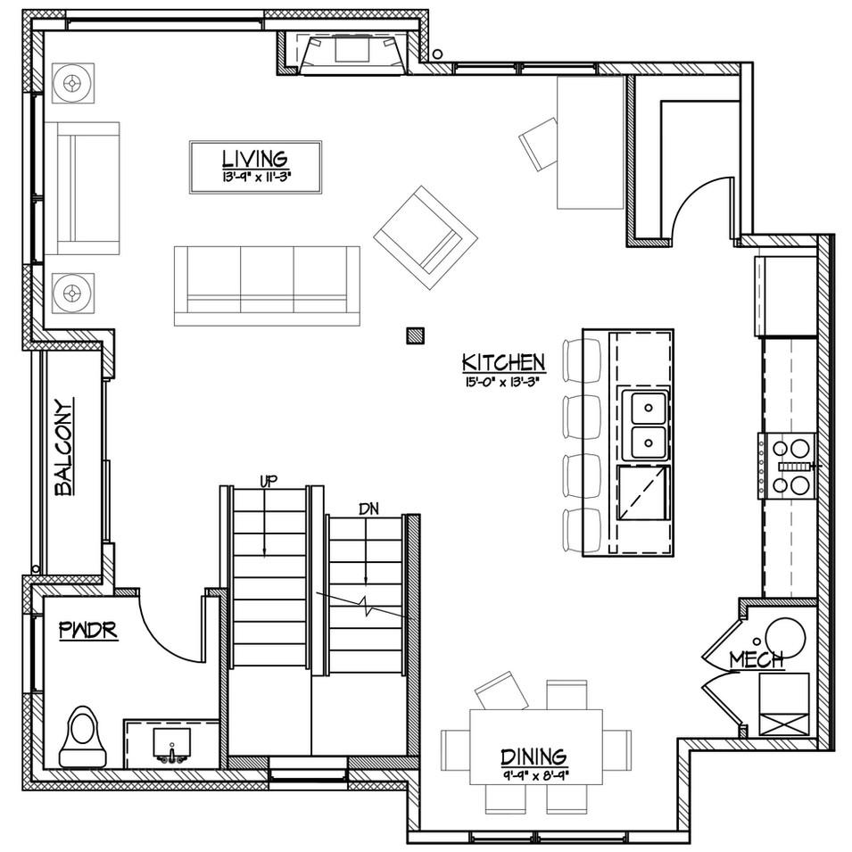 2920 Unit 1 - Second Level