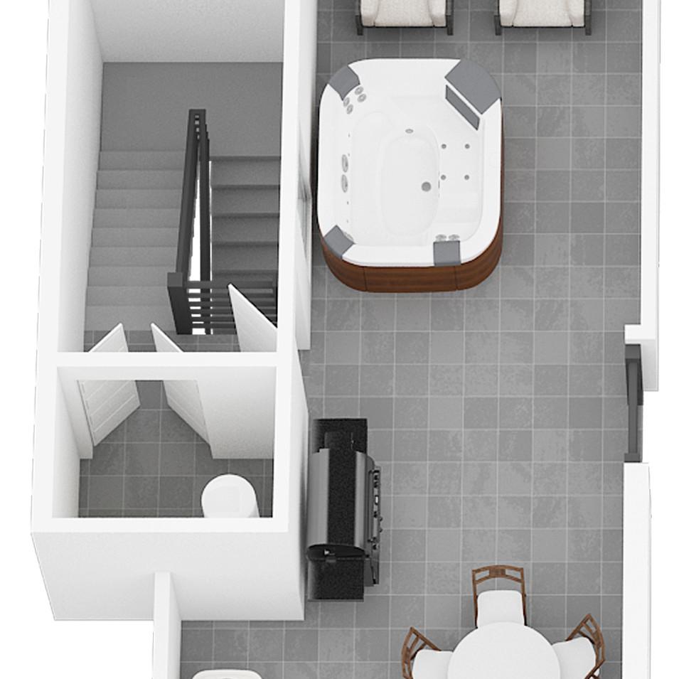 2910 Unit 5 - Roof Level