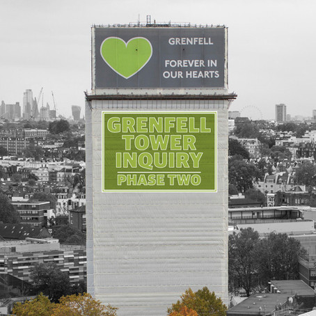 Grenfell Enquiry - Evidence Hearings