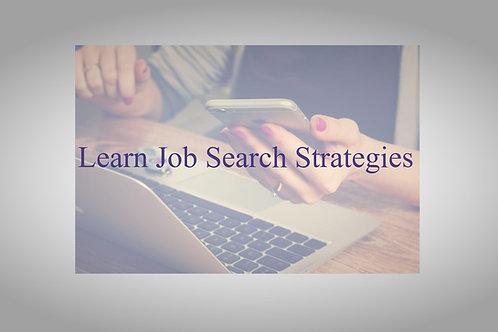 Job Search Coaching (50 min)