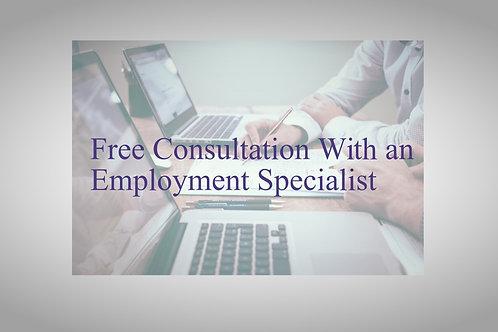 Free 20 minute Consultation