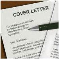 Cover Letter Development