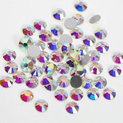 Strass Cristal AB M 1,5mm par 1440