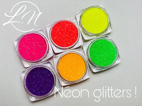 Collection Néon Glitter