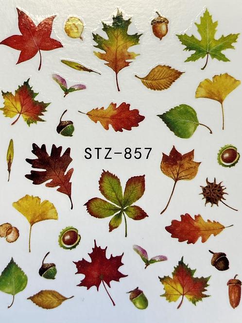 Water Decall STZ -857
