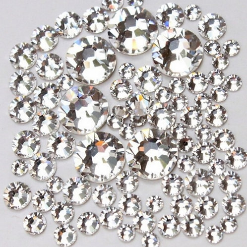 Strass Cristal Clear XS 1mm par 1440