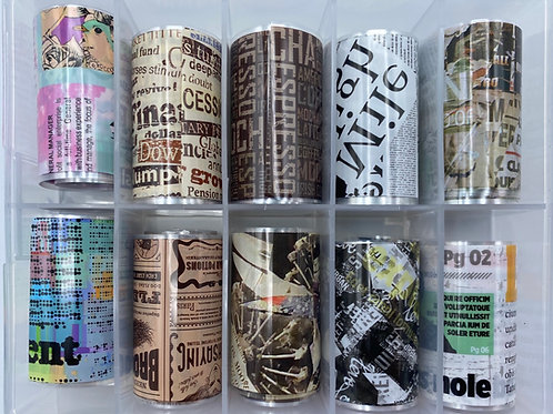 Foil box Newspapers