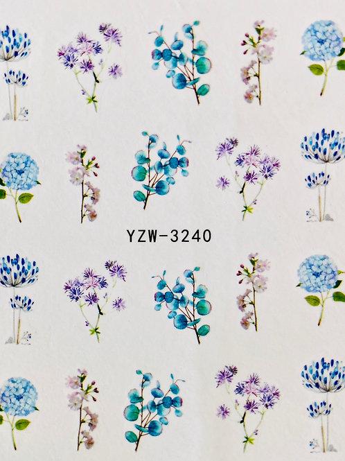 Water Decall YZW-3240