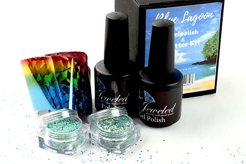 Coffret Blue Lagoon