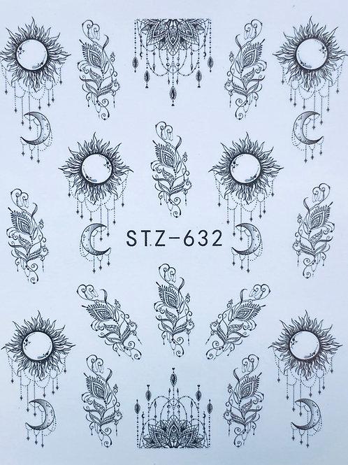 Water Decall STZ-632