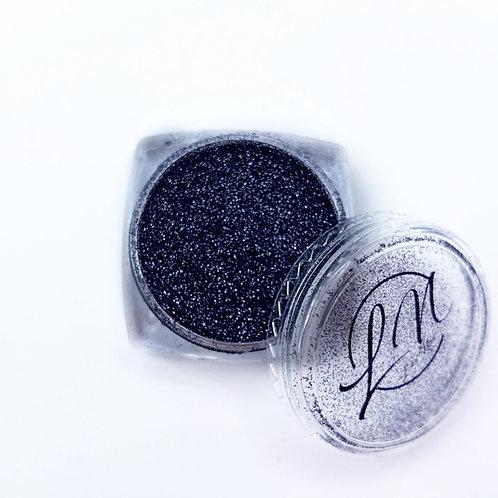 Paillettes Black Silver
