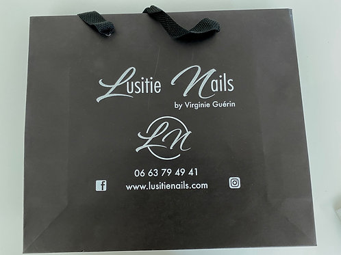 Sac papier Lusitie Nails