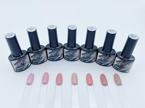 Coffret Diamond Nude Collection