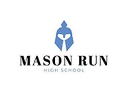 mason run logo