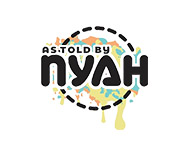 as told by nyah logo