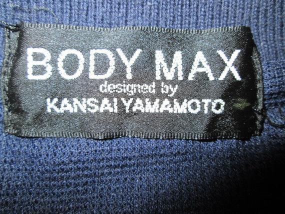 Etsy Vintage Body Max By Kansai Yamamoto Polo shirt Blue