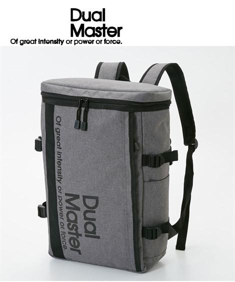 デュアルマスター(Dual Master) スクエアリュック(A4対応) バック 鞄 ニッセン