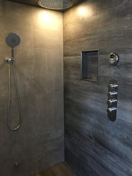 Aurora steam shower