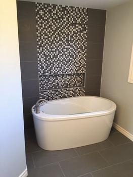 York Region bathroom renovation