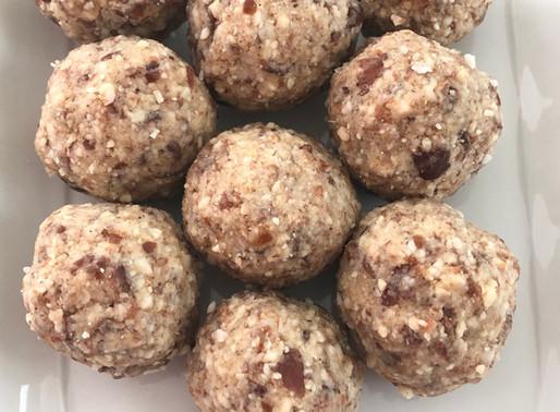 Ojas Balls - Energy Balls