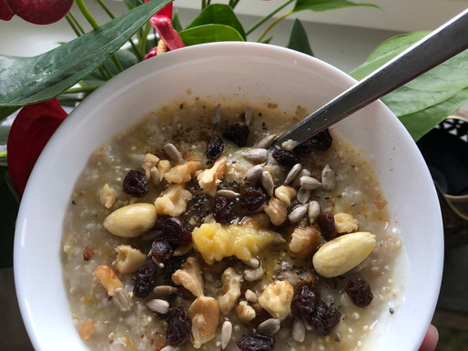 Oats and Quinoa Porridge