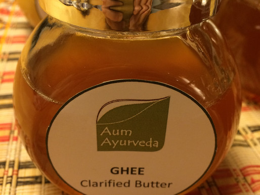 Ghee – The Ayurvedic Liquid Gold