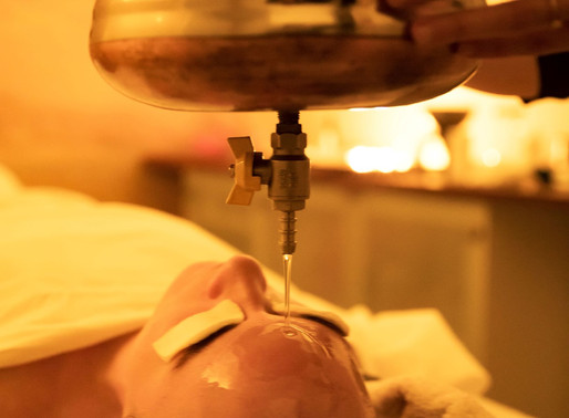 Balancing Vata - Tip 1 - Include healthy oil/ghee in diet as well as oils for Massage and Shirodhara